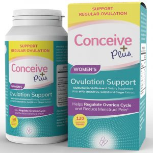 Conceive Plus Women's Ovulation Support