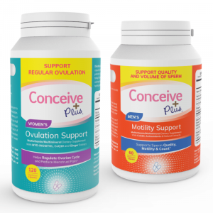Conceive Plus Motility & Ovulation Support